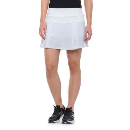 Lole Justine Skorts - UPF 50+ (For Women) in White - Closeouts