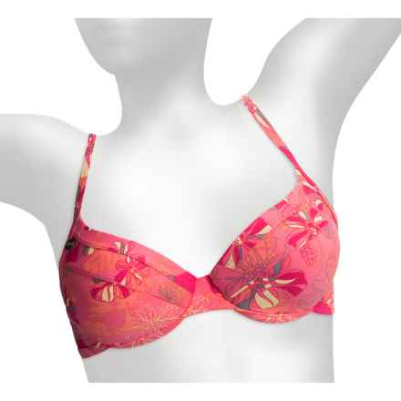Lole Kapiti Bikini Swimsuit Top (For Women) in Bubble Gum Peony - Closeouts