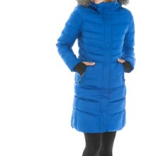 Lole Katie Down Jacket - 600 Fill Power (For Women) in Blue Mountain - Closeouts