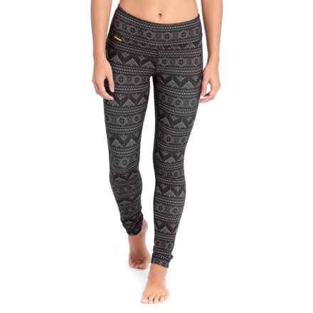 Lole Keystone Leggings (For Women) in Black Aspen - Closeouts