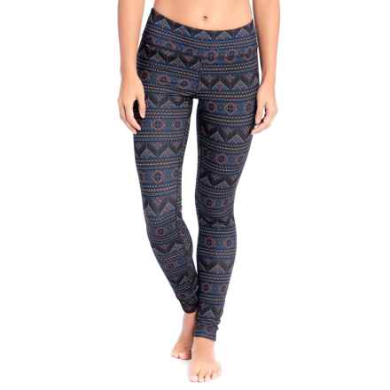 Lole Keystone Leggings (For Women) in Electric Blue Aspen - Closeouts
