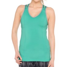 Lole Laila Tank Top - UPF 50+ (For Women) in Turquoise - Closeouts