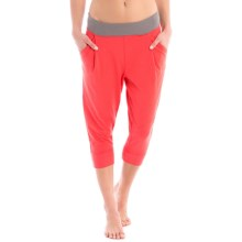 Lole Lana Capri Joggers (For Women) in Bittersweet - Closeouts