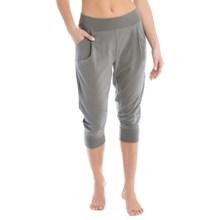 Lole Lana Capri Joggers (For Women) in Meteor - Closeouts