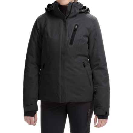 Lole Lea Ski Jacket - Waterproof, Insulated (For Women) in Black - Closeouts