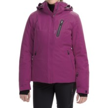 Lole Lea Ski Jacket - Waterproof, Insulated (For Women) in Mulberry - Closeouts