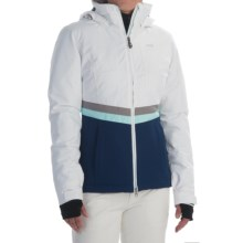 Lole Lenny Thermaglow Ski Jacket - Waterproof, Insulated (For Women) in Mirtillo Blue - Closeouts