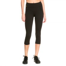 Lole Lively Capris - UPF 50+ (For Women) in Black - Closeouts