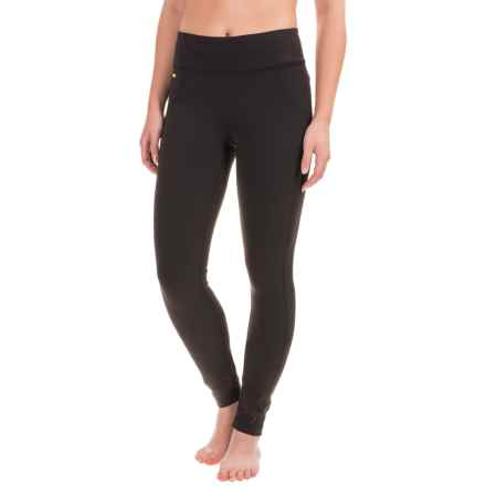 Lole Lively Leggings - UPF 50+ (For Women) in Black - Closeouts