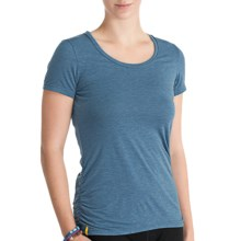Lole Lys 2 T-Shirt - Short Sleeve (For Women) in Stella - Closeouts