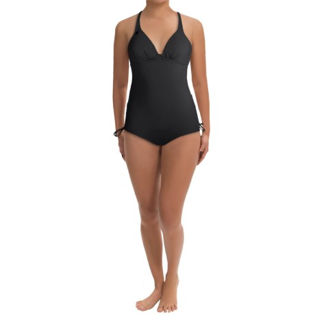 Lole Madeira Swimsuit - 1-Piece (For Women) in Black