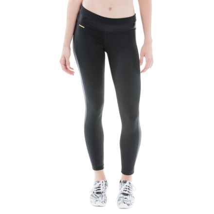 Lole Maile Running Leggings (For Women) in Black - Closeouts