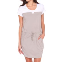 Lole Malena Dress - UPF 50+, Short Sleeve (For Women) in Morel - Closeouts