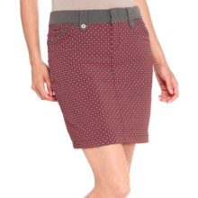 Lole Milan Skirt - UPF 50+ (For Women) in Campari Jujube - Closeouts