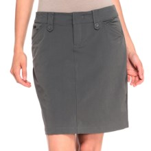 Lole Milan Skirt - UPF 50+ (For Women) in Oyster - Closeouts