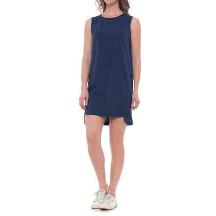 Lole Mimi Dress - Sleeveless (For Women) in Mirtillo Blue - Closeouts