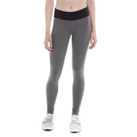 Lole Motion Running Leggings (For Women) in Dark Charcoal - Closeouts