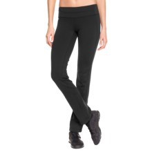 Lole Motion Straight Pants - UPF 50+ (For Women) in Black - Closeouts