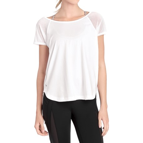 Lole Mukhala Shirt - Short Sleeve (For Women)