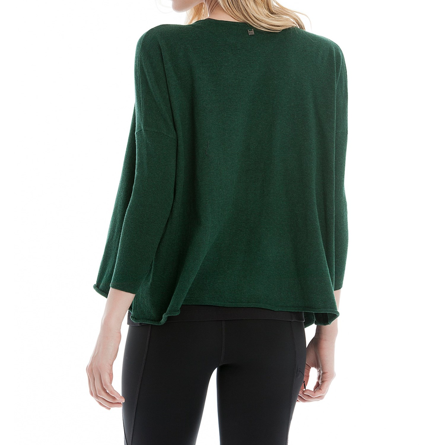 Lole Murielle Draped Cardigan Sweater (For Women) - Save 51%