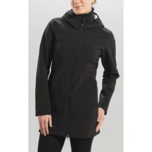 Lole Muse Jacket - Soft Shell (For Women) in Black - Closeouts