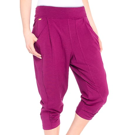 Lole Myrtle Capris Organic Cotton Blend (For Women)