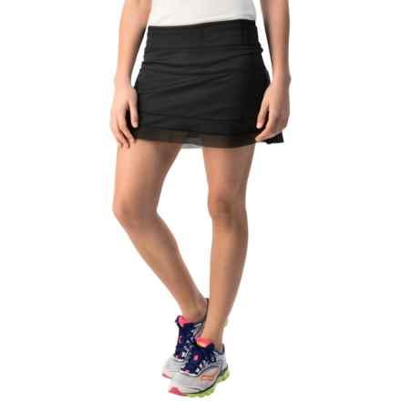 Lole Nala Skorts - UPF 50+ (For Women) in Black - Closeouts