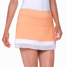 Lole Nala Skorts - UPF 50+ (For Women) in Cantaloupe - Closeouts