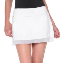 Lole Nala Skorts - UPF 50+ (For Women) in White - Closeouts