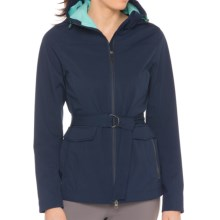 Lole Newbury Jacket (For Women) in Blueberry - Closeouts