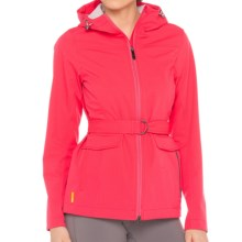 Lole Newbury Jacket (For Women) in Campari - Closeouts