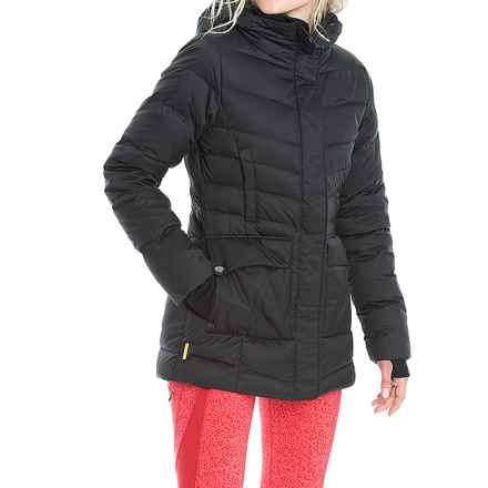 Lole Nicky Down Jacket - 600 Fill Power (For Women) in Black - Closeouts