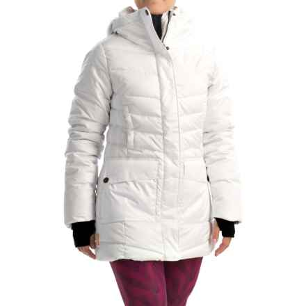 Lole Nicky Down Jacket - 600 Fill Power (For Women) in White - Closeouts