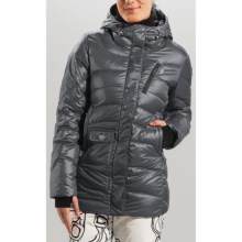 Lole Nicky Downglow Parka - 600 Fill Power Down, Recycled Materials (For Women) in Black - Closeouts