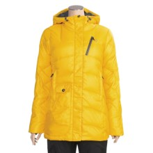 Lole Nicky Downglow Parka - 600 Fill Power Down, Recycled Materials (For Women) in Yellow - Closeouts
