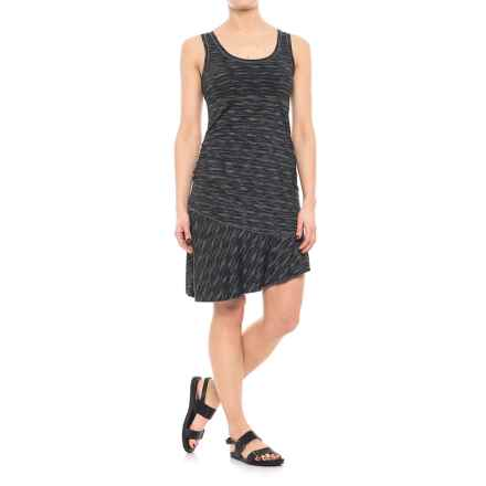 Lole Ollie Dress - UPF 50+, Sleeveless (For Women) in Black Mix - Closeouts
