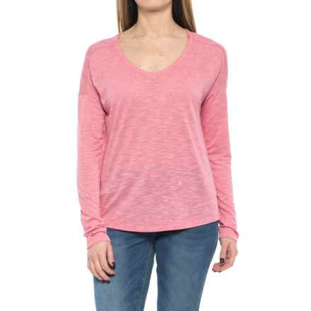 Lole Pavi Shirt - Long Sleeve (For Women) in Tropical Rose - Closeouts