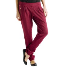 Lole Pleasure 2 Pants - UPF 50+ (For Women) in Zinfandel - Closeouts
