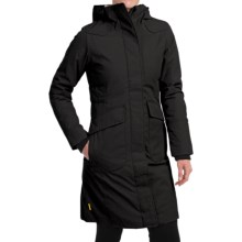 Lole Pristine Winter Coat - Insulated (For Women) in Black - Closeouts