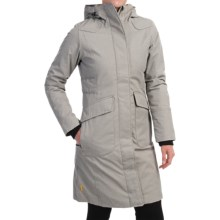 Lole Pristine Winter Coat - Insulated (For Women) in Dark Charcoal - Closeouts