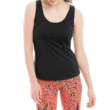 Lole Profile Tank Top (For Women) in Black - Closeouts