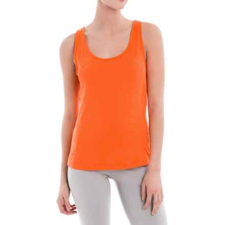 Lole Profile Tank Top (For Women) in Nectarine - Closeouts