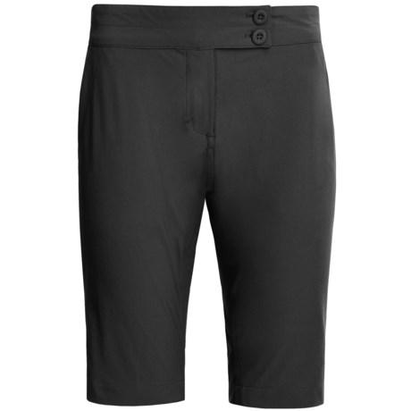 Lole Pursuit 2 Walk Shorts - UPF 50+ (For Women) in Black