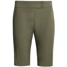 Lole Pursuit 2 Walk Shorts - UPF 50+ (For Women) in Leaf - Closeouts