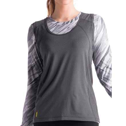 Lole Push Tank Top (For Women) in Dark Charcoal - Closeouts