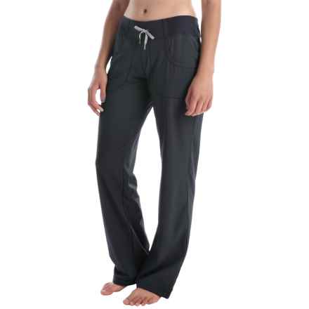 Lole Refresh Pants - UPF 50+ (For Women) in Black - Closeouts