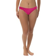 Lole Rio Bikini Bottoms - UPF 50+ (For Women) in Guava - Closeouts
