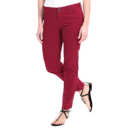 Lole Roam Pants - UPF 50+ (For Women) in Cabernet - Closeouts