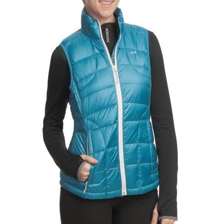 Lole Rose Downglow Vest - 600 Fill Power (For Women) in Lagoon