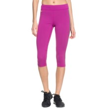 Lole Sadie Capris - UPF 50+, Mid Rise (For Women) in Passiflora - Closeouts